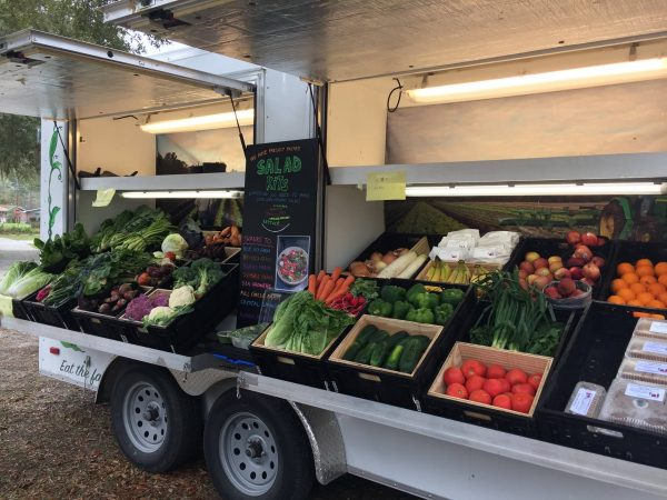 Fresh Wagon brings fresh fruits and vegetables to an area near you