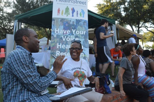 HealthStreet's Night of Dance: Continuing a thriving partnership between our community and UF