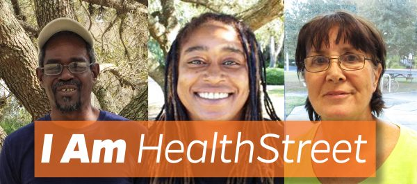 Share Your Story with Us through the I Am HealthStreet Campaign