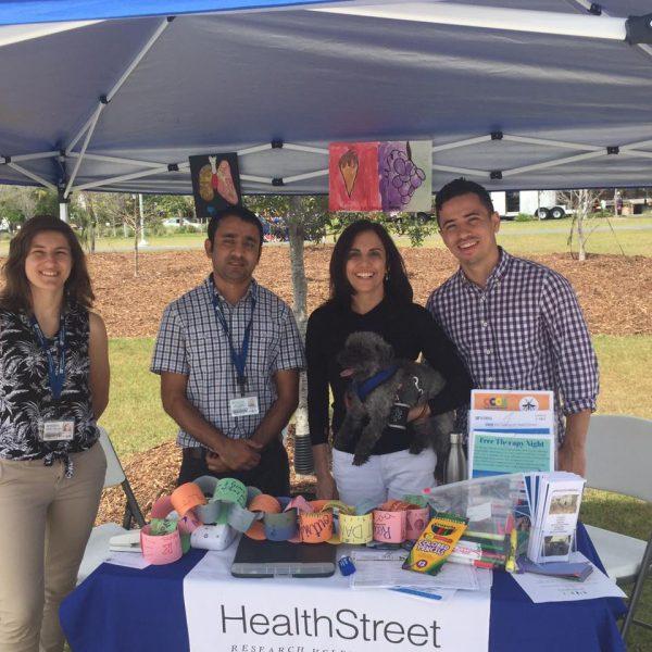 HealthStreet Linked Ideas of Health for 352Creates!