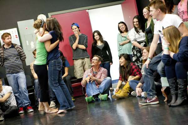 Research at HealthStreet: Preventing Suicide through Theater