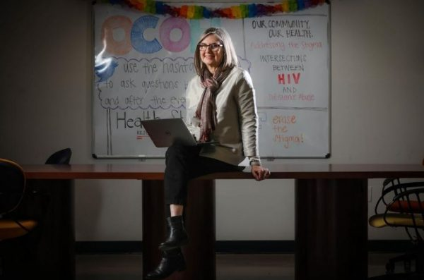 Dr. Cottler and HealthStreet Featured on the Front Page of the Gainesville Sun