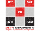 National HIV Testing Day at HealthStreet June 27th