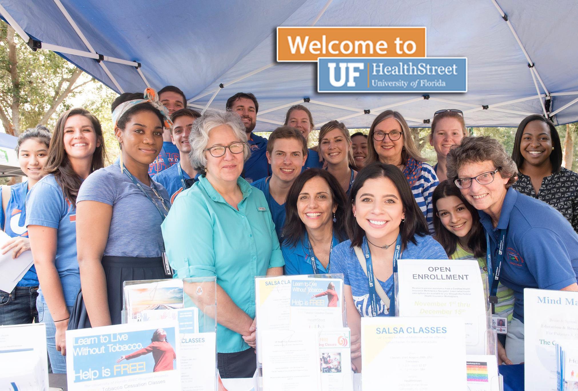 HealthStreet Team